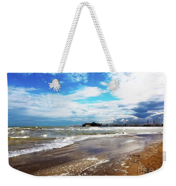 Rimini After The Storm Weekender Tote Bag
