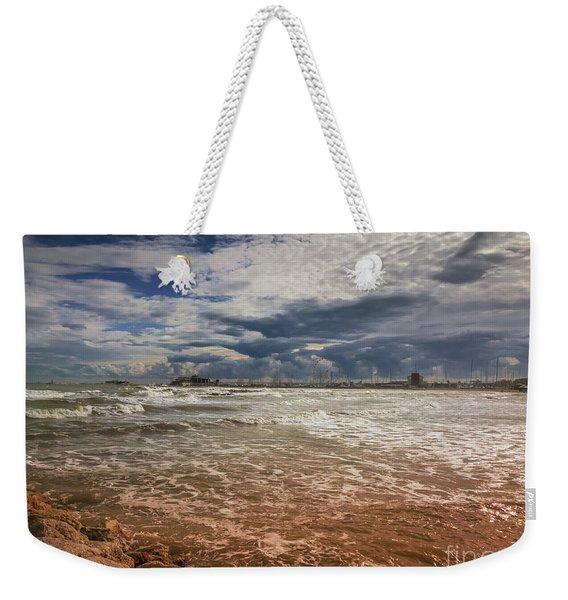 Rimini Storm Weekender Tote Bag