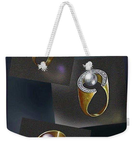 Ring  Designs Weekender Tote Bag