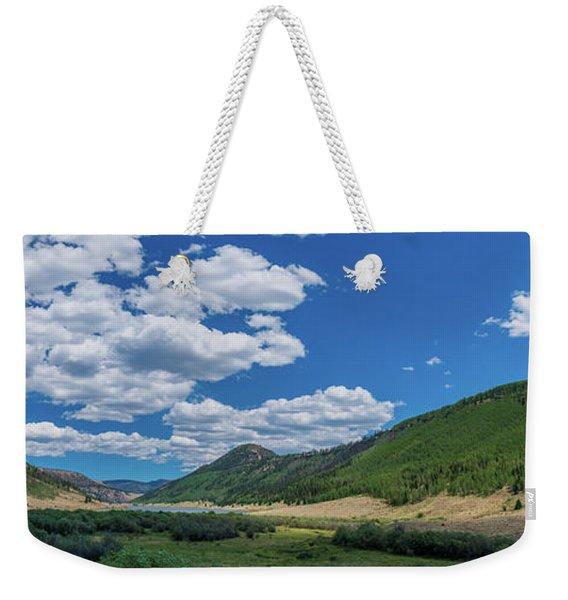 Rio Grande Headwaters #3 Weekender Tote Bag