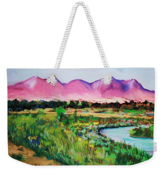 Rio On Country Club Weekender Tote Bag