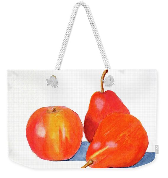 Ripe And Ready To Eat Weekender Tote Bag