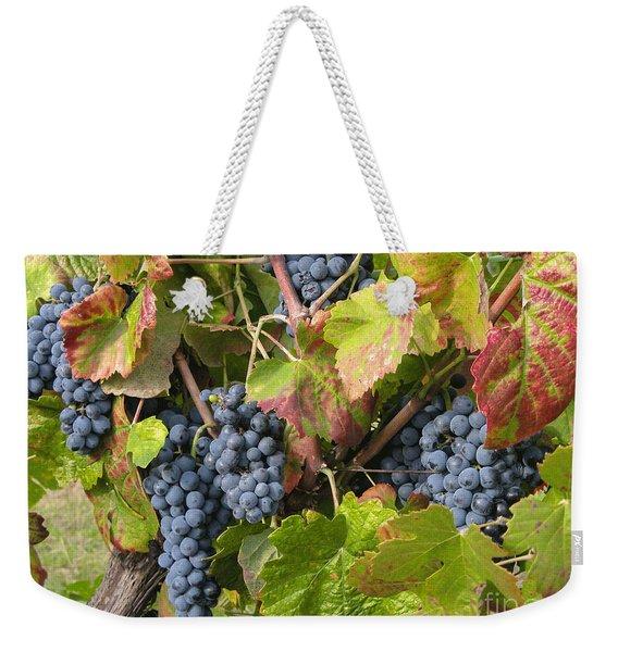 Ripe On The Vine Weekender Tote Bag