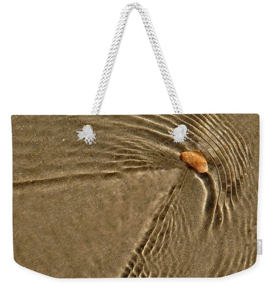 Ripple Effect Weekender Tote Bag