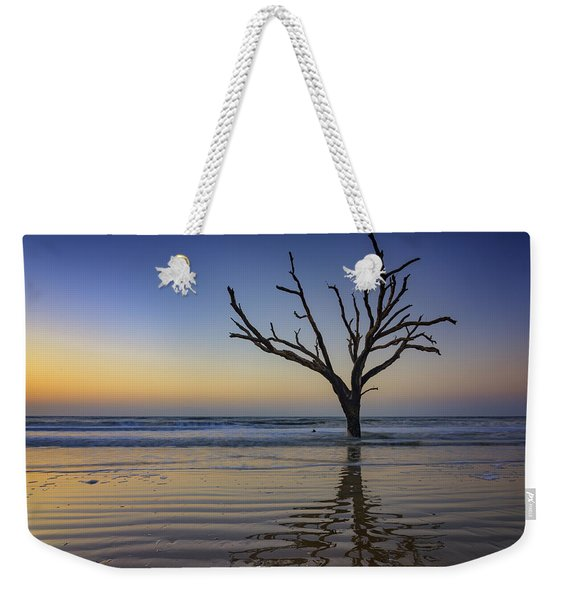 Ripples - Botany Bay Plantation Weekender Tote Bag