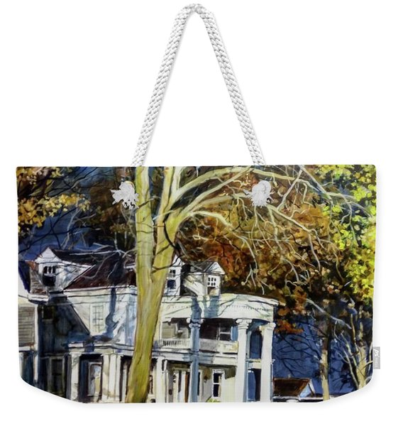 Rise Above The Storm Weekender Tote Bag