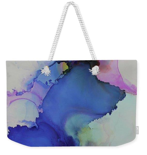 Rise Above Weekender Tote Bag