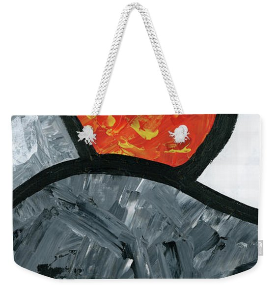 Rise And Fall 2 Weekender Tote Bag