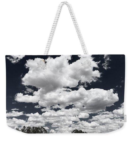 Rise Of The Clouds Weekender Tote Bag