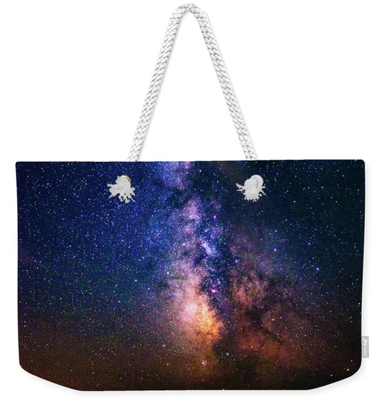 Rising From The Clouds Weekender Tote Bag