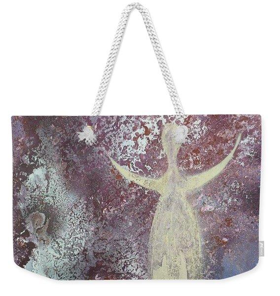 Rising Weekender Tote Bag