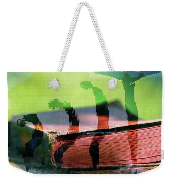 Risingform Weekender Tote Bag