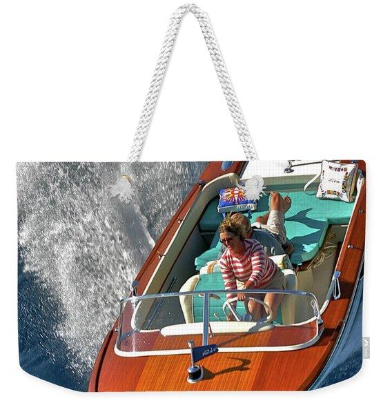 Riva Junior 1 Weekender Tote Bag