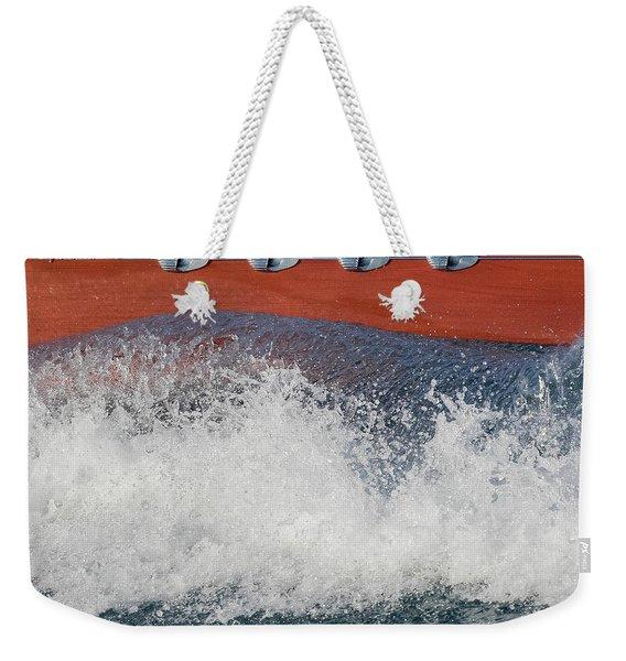 Riva Reflections Weekender Tote Bag