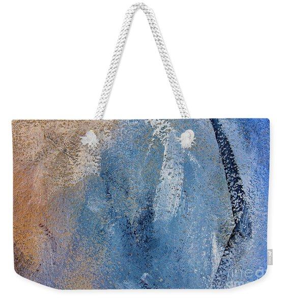 River Flows Weekender Tote Bag
