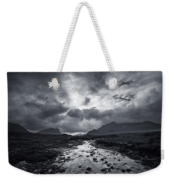 River Sligachan Weekender Tote Bag