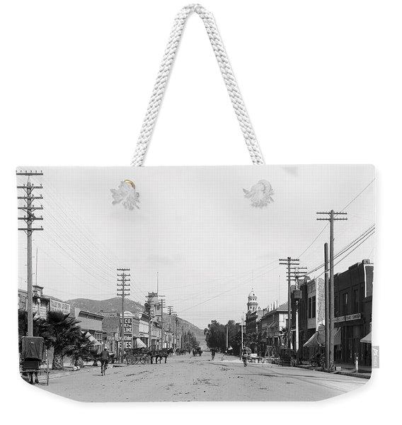 Riverside California C. 1900 Weekender Tote Bag