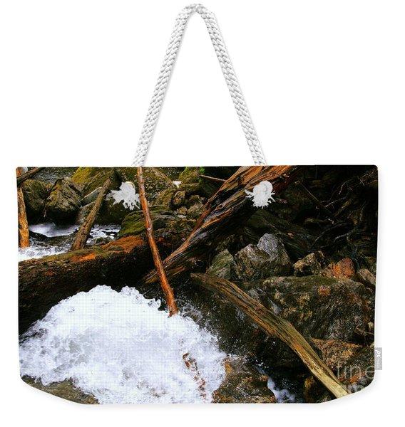 Riverwood Weekender Tote Bag