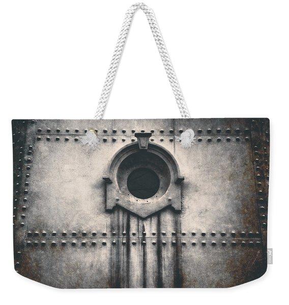 Rivets And Rust Weekender Tote Bag