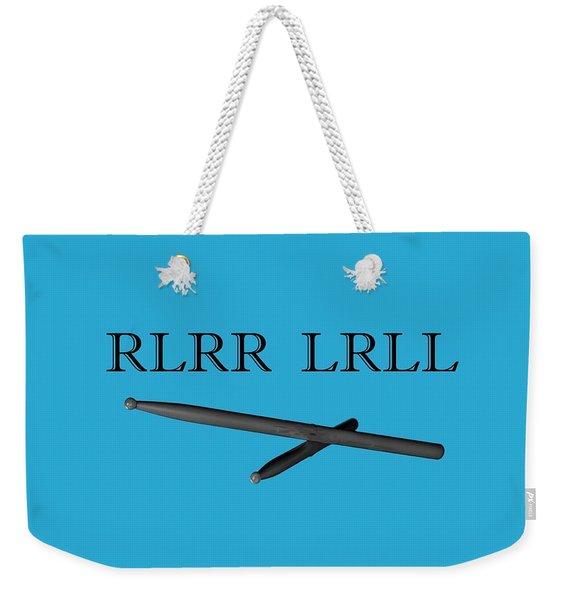 Rlrr Lrll Weekender Tote Bag