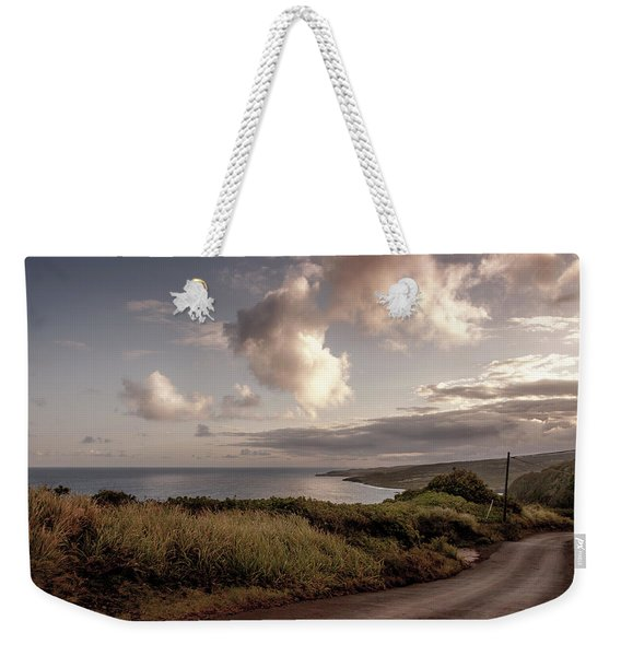 Road Less Traveled Weekender Tote Bag