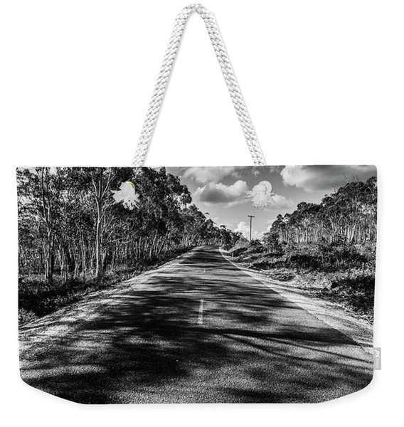 Road To Rossarden Weekender Tote Bag