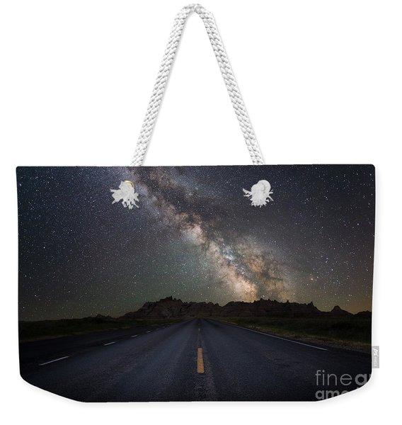 Road To The Heavens Weekender Tote Bag