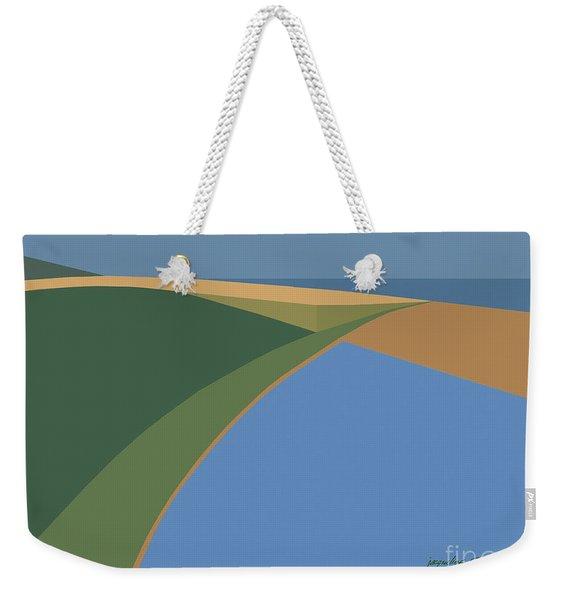 Road Trip Weekender Tote Bag