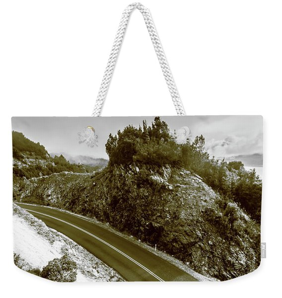 Roads Of High Dynamic Ranges Weekender Tote Bag