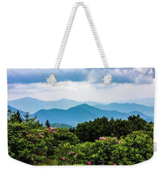 Roan Mountain Rhodos Weekender Tote Bag