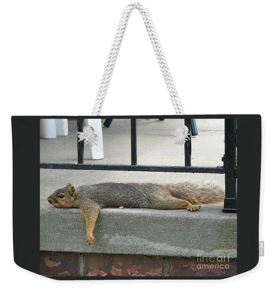 Roasting Weekender Tote Bag