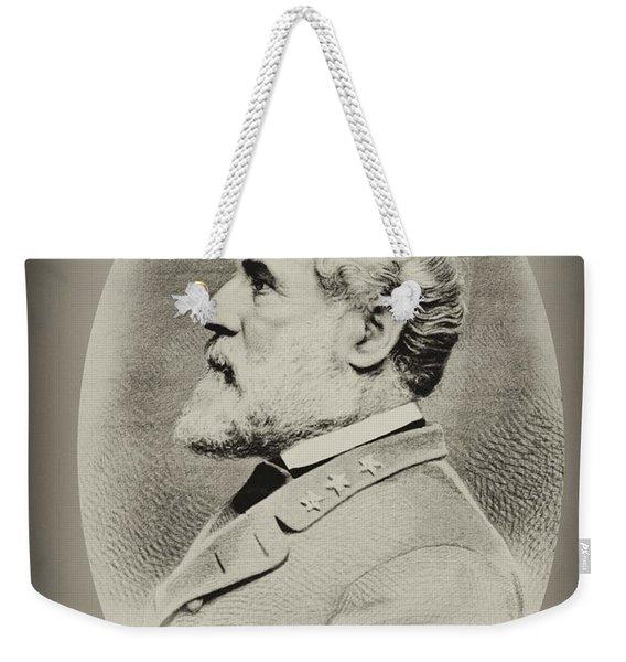 Robert E Lee - Csa Weekender Tote Bag