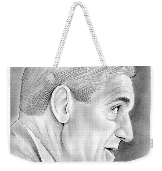 Robert Mueller Weekender Tote Bag