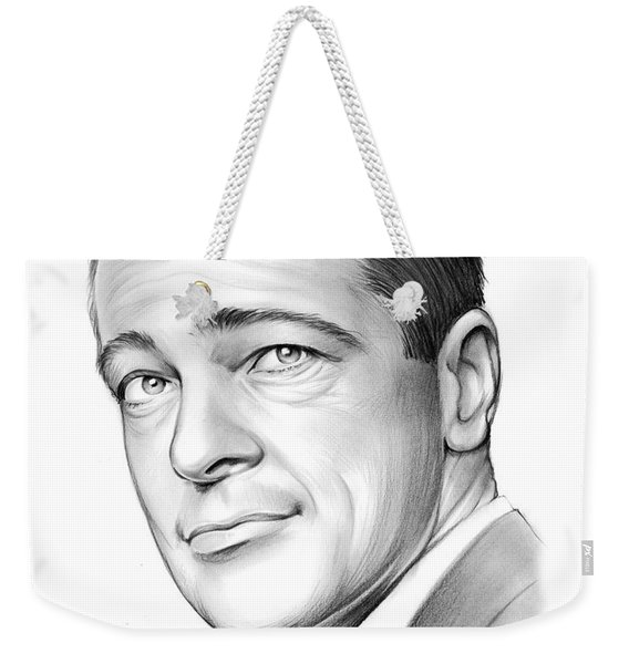 Robert Osborne Weekender Tote Bag