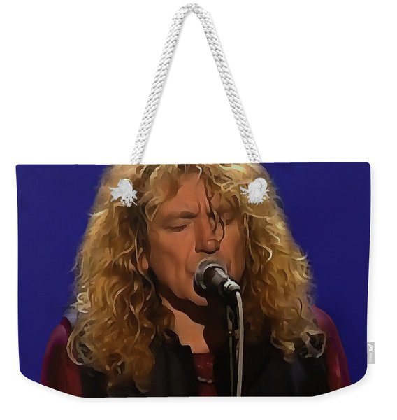 Robert Plant Collection - 4 Weekender Tote Bag