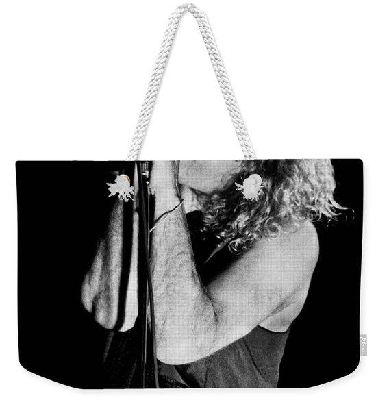 Robert Plant-0040 Weekender Tote Bag
