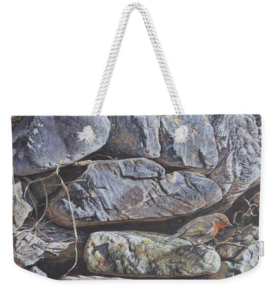Robins Weekender Tote Bag