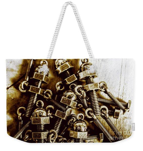 Roboltics Weekender Tote Bag