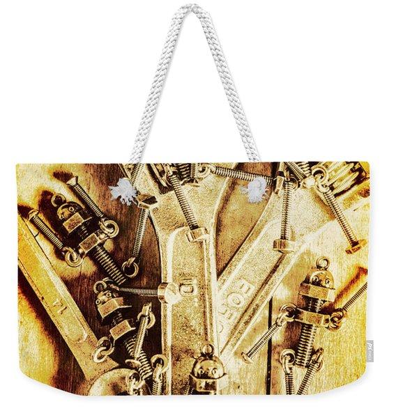 Robolts Weekender Tote Bag
