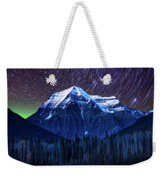 Robson Stars Weekender Tote Bag