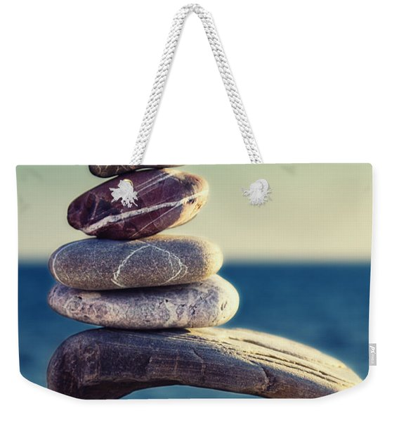 Rock Energy Weekender Tote Bag