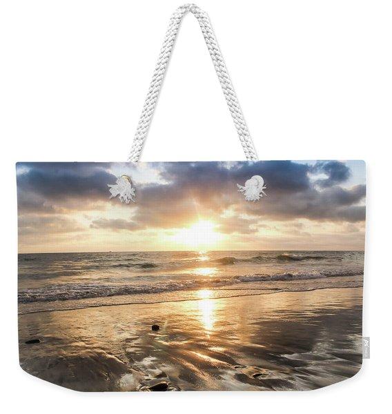 Rock 'n Sunset Weekender Tote Bag