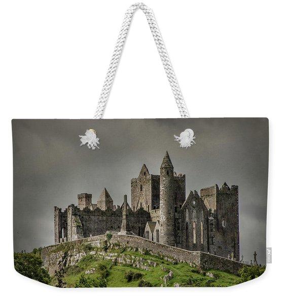 Rock Of Cashel Weekender Tote Bag