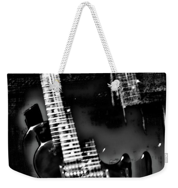 Rock Star Weekender Tote Bag