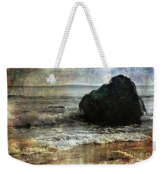 Rock Steady Weekender Tote Bag