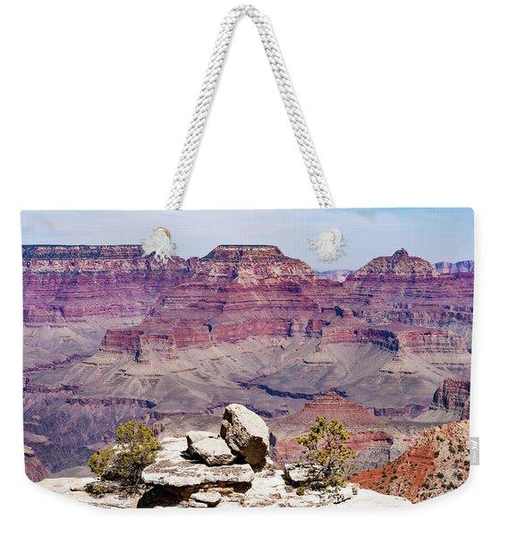 Rockin' Canyon Weekender Tote Bag