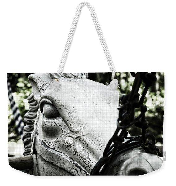 Rocking Nightmare Weekender Tote Bag