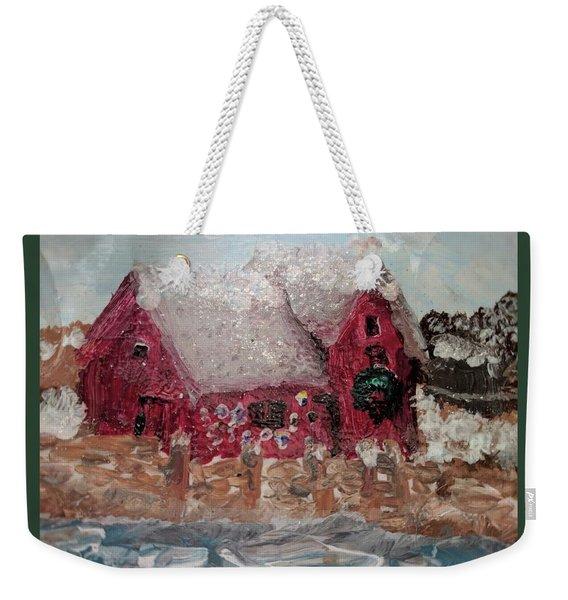 Rockport Christmas 1 Weekender Tote Bag