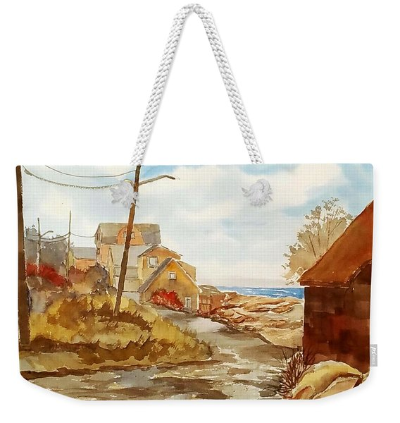 Rockport Coast Weekender Tote Bag