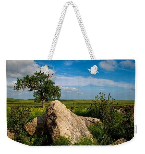 Rocks And Cottonwood 2 Weekender Tote Bag